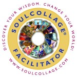 Soul Collage Facilitator Logo